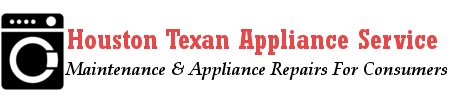 Houston Texan Appliance Service For Food Delivery